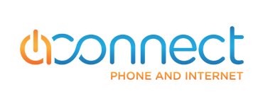 ACONNECT PHONE AND INTERNET logo