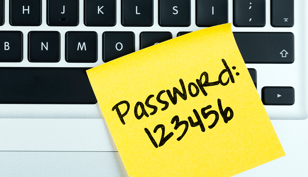 how to think of new passwords