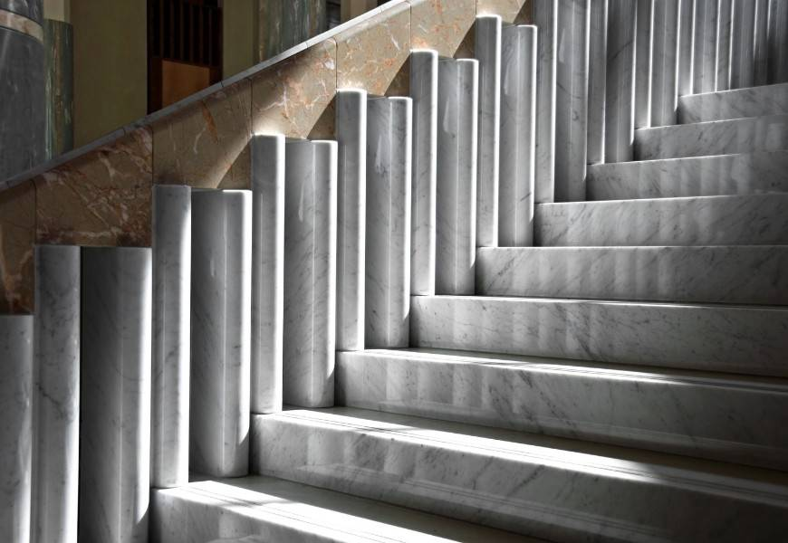 Staircase in Parliament House
